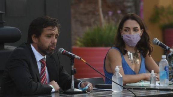 Una fiscalía brasileña acusó formalmente a Darthés por abuso sexual contra Fardin