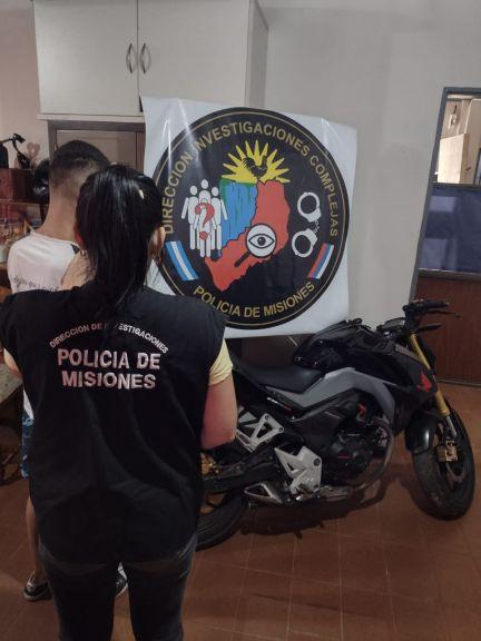 Detenido por robarle la moto a una penitenciaria que jugaba al voley en El Zaimán