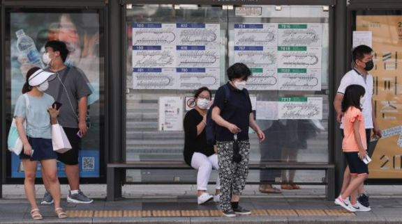 La pandemia avanza a paso firme en Asia