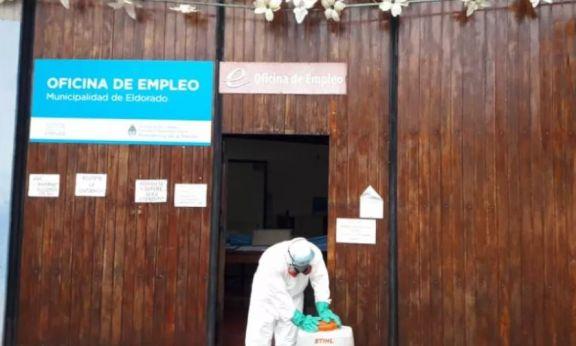 Eldorado: Un total de 270 jóvenes se capacitarán en la Oficina de Empleo