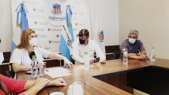 Ituzaingó seguirá con restricciones para el ingreso a la ciudad