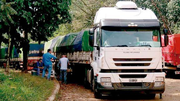 Exigirán test a los camioneros que ingresen a Misiones
