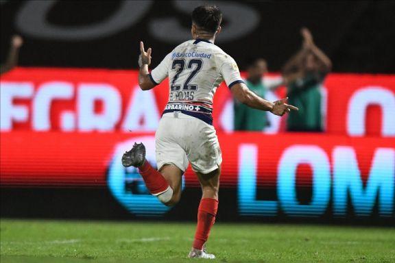 San Lorenzo derrotó a Platense en un partidazo y quedó como escolta en el Grupo A