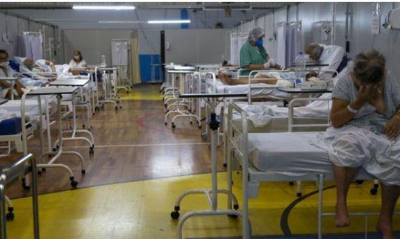 Sudamérica y Asia siguen siendo las regiones con peores números de contagios de coronavirus