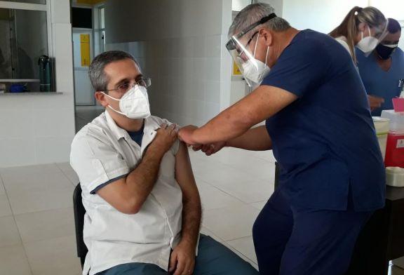 La provincia de Corrientes ya vacunó al 30.6 % de su población objetivo