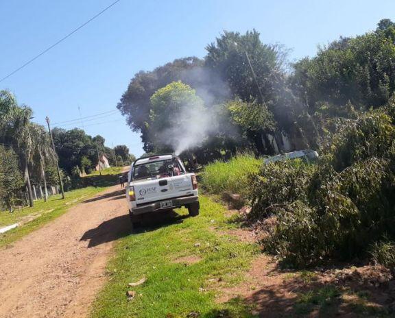 En lo que va del año, San Ignacio ya contabiliza 169 casos de dengue
