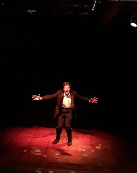 'Las manos de Eurídice', una obra que reaviva la magia del teatro