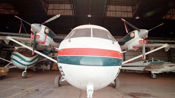 El vuelo imposible de los Arava
