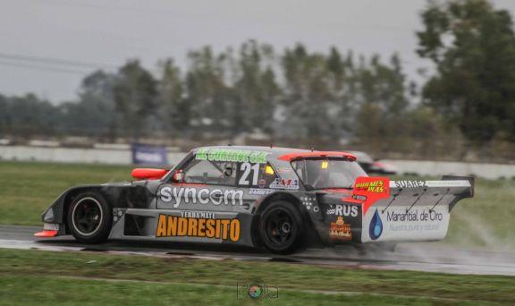 Bundziak fue cuarto en la clasificación del TC Mouras en La Plata