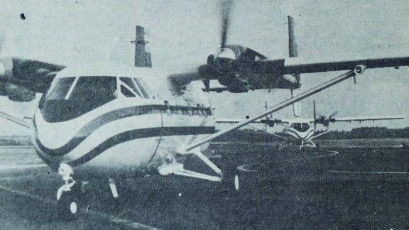 La insólita travesía de los pilotos misioneros