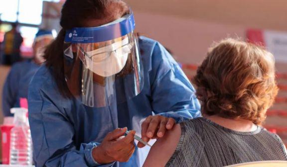 Misiones aplicó más del 60% de las dosis de vacunas recibidas