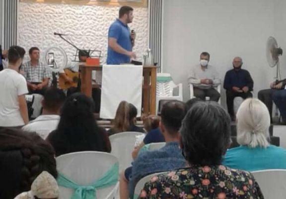 San Javier: investigan culto sin medidas sanitarias
