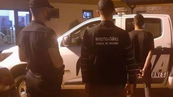 Presunto homicida fue detenido en la vivienda de su hermana