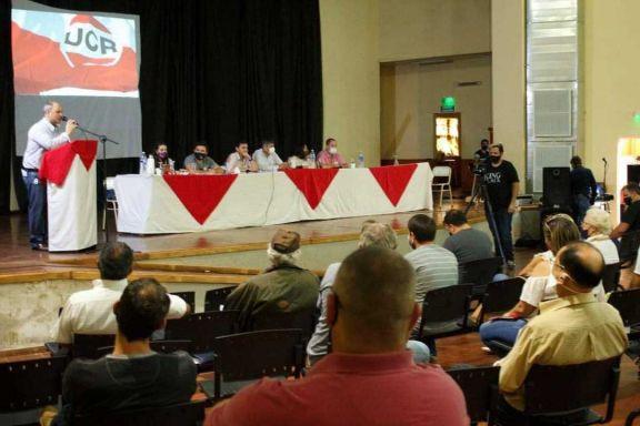 Se realizó la Convención Provincial  de la UCR