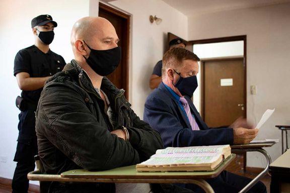 El policía Muller conocerá hoy el veredicto de los magistrados