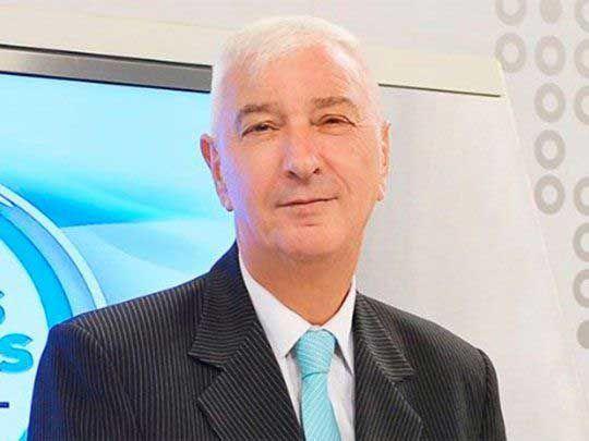 Falleció por Covid-19 el periodista Mauro Viale por Covid