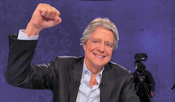 Guillermo Lasso es el nuevo mandatario  de Ecuador