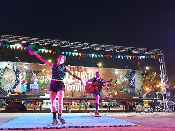 Capioví es el próximo destino de Cultura en Movimiento