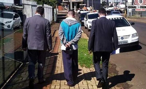 Se entregó el sospechoso de matar al misionero en Brasil