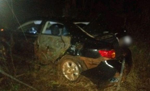 Otro accidente y un nuevo herido grave en la ruta 14