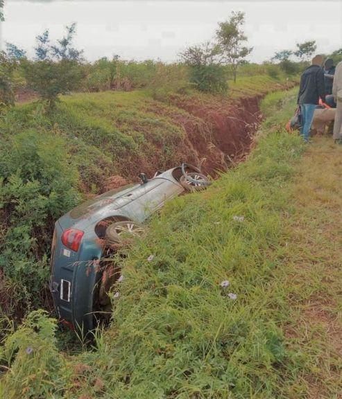 Accidente en Ruiz de Montoya dejó dos mujeres heridas