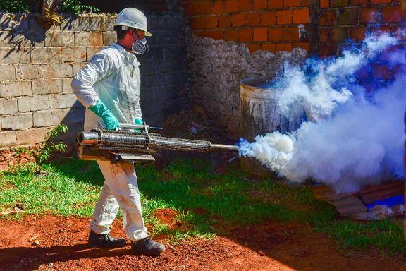 Dengue en alza: hasta cuatro bloqueos diarios