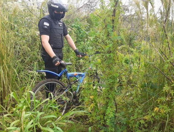 En las últimas semanas aumentó el robo de bicicletas