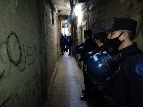 Desbaratan a una banda narco que operaba de Misiones a Buenos Aires