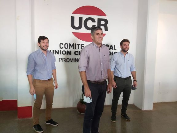 La UCR en campaña