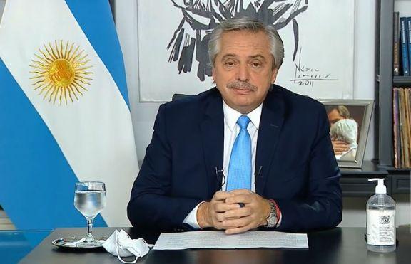 Fernández retoma la agenda local con el coronavirus y la inflación como temas centrales