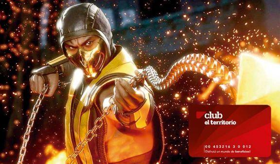 'Mortal Kombat', la película, estreno hoy en el Imax