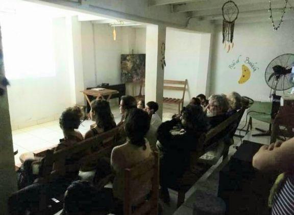 Cine debate social con fin solidario en San Pedro
