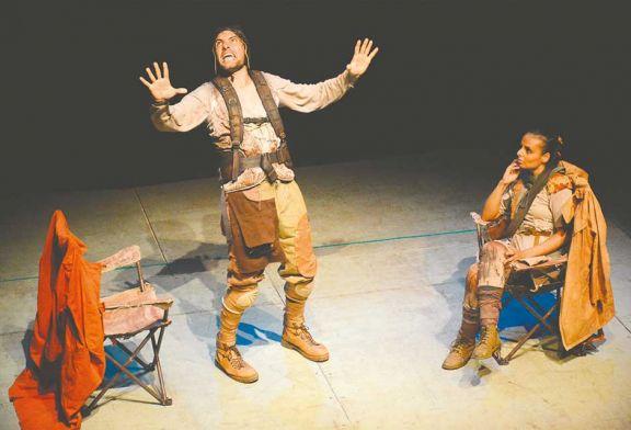 'Los irreverentes', ganadora en la Fiesta de Teatro