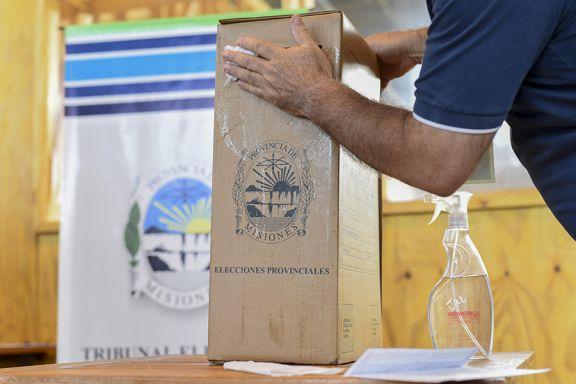 Se suman 18 listas únicas y en total habrá 250 listas en los 12 municipios donde se vota