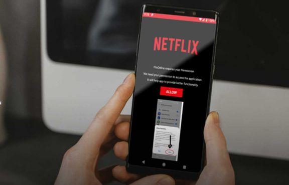 Un virus se hace pasar por Netflix para robar datos de WhatsApp