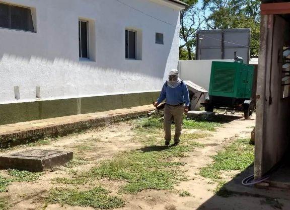 Confirman primer caso de dengue en Ituzaingó y realizan bloqueos vectoriales