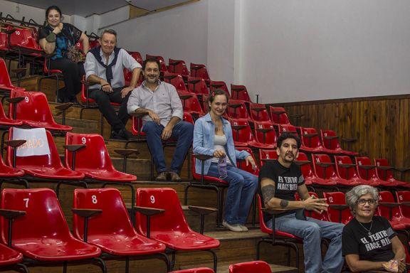 A puro teatro en Sala Tempo