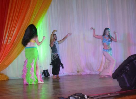 Cultura en Movimiento se desarrolla con éxito en Capioví