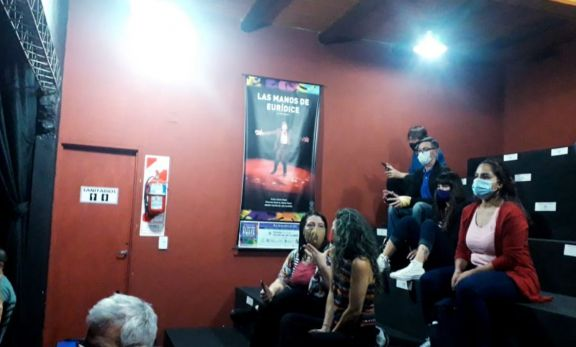 Jardín América: se suspendió la actuación circense