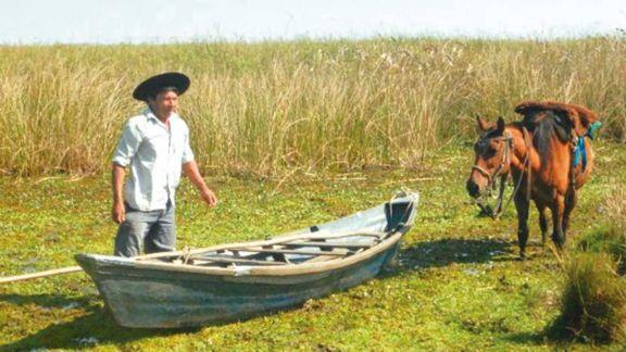 Indalecio y su acordeona (Un cuento para Corrientes)