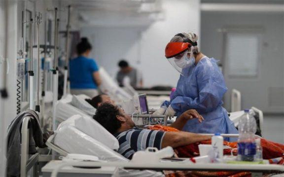 Otras 448 personas murieron y 26.531 fueron reportadas con coronavirus en las últimas 24 horas
