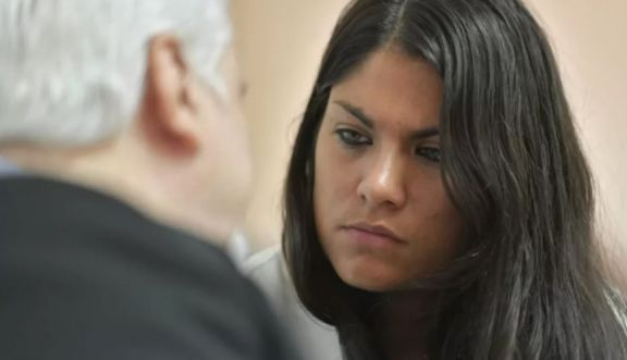 EL STJ confirmó la condena de Rocío Santa Cruz, y sería inminente su detención
