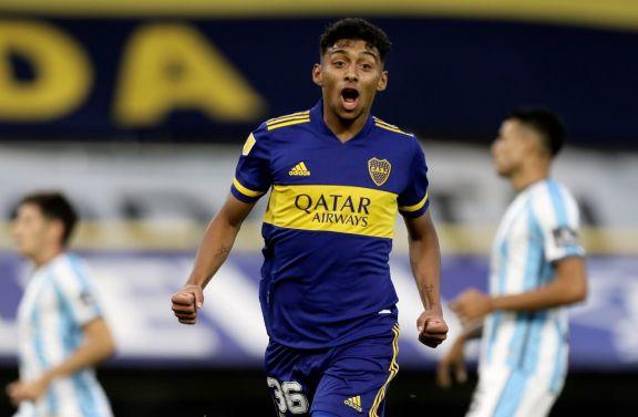 Boca volvió a la victoria frente a Atlético Tucumán