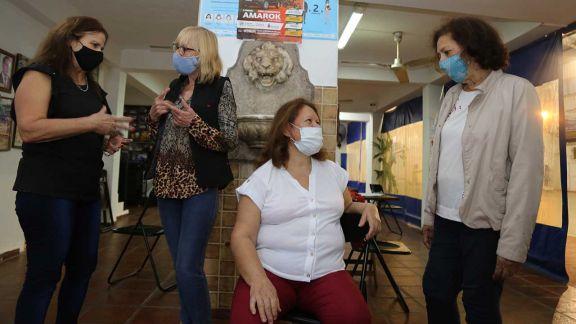 La pandemia no fue un freno para las acciones solidarias