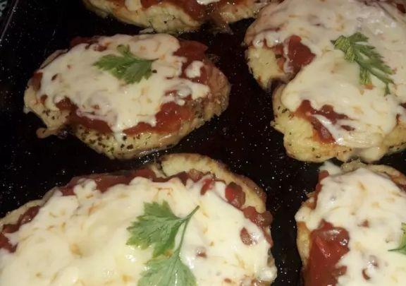 Pizzetas de Surubí