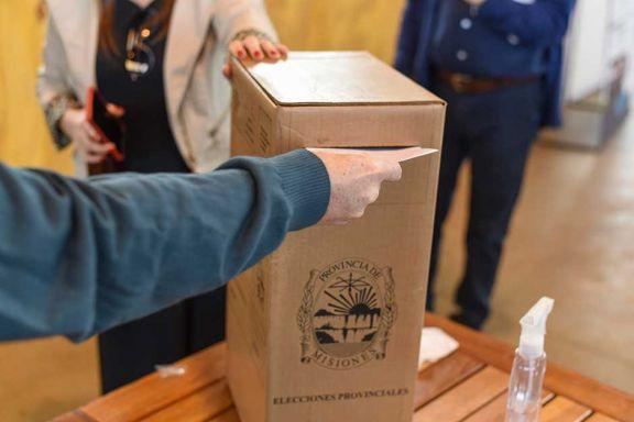 Ratifican los 317 sublemas para las elecciones del 6 de junio