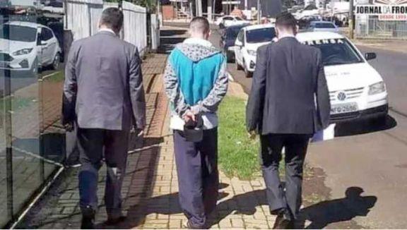 Liberaron al presunto homicida del joven misionero en Barracao