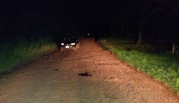 Otro motociclista muerto tras accidente en 25 de Mayo