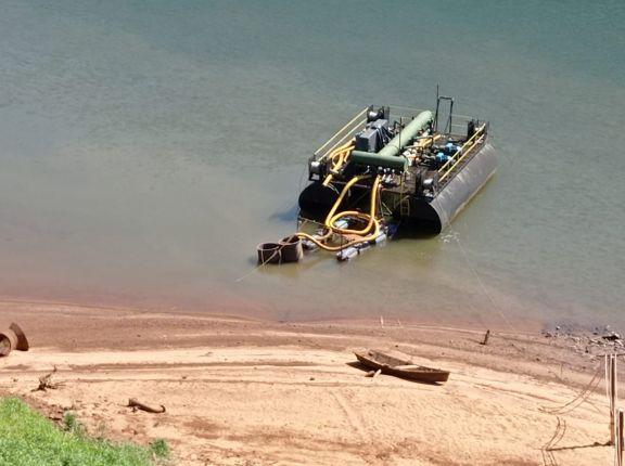 El caudal del río Iguazú sigue inestable y la planta potabilizadora funciona en un 60%
