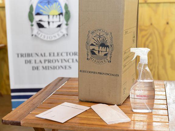 En total 232 sublemas presentaron lista de candidatos para cargos municipales